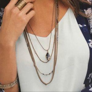 Silpada City Girl Layered Necklace